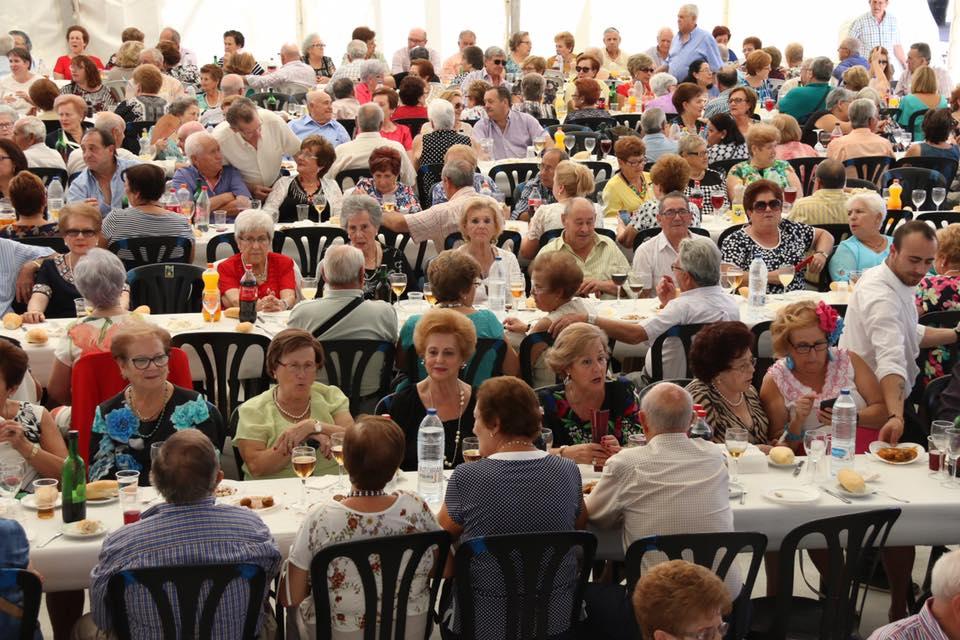 Primera Jornada de Feria dedicada a nuestros mayores