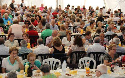 Segunda Jornada de Feria dedicada a nuestros mayores